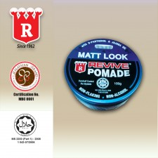 Revive Pomade Matt Look